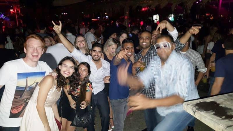 Bachelor Party in Rio de Janeiro