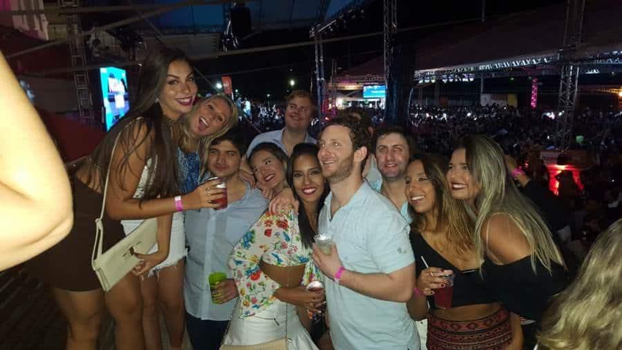 Rio de Janeiro Party Service