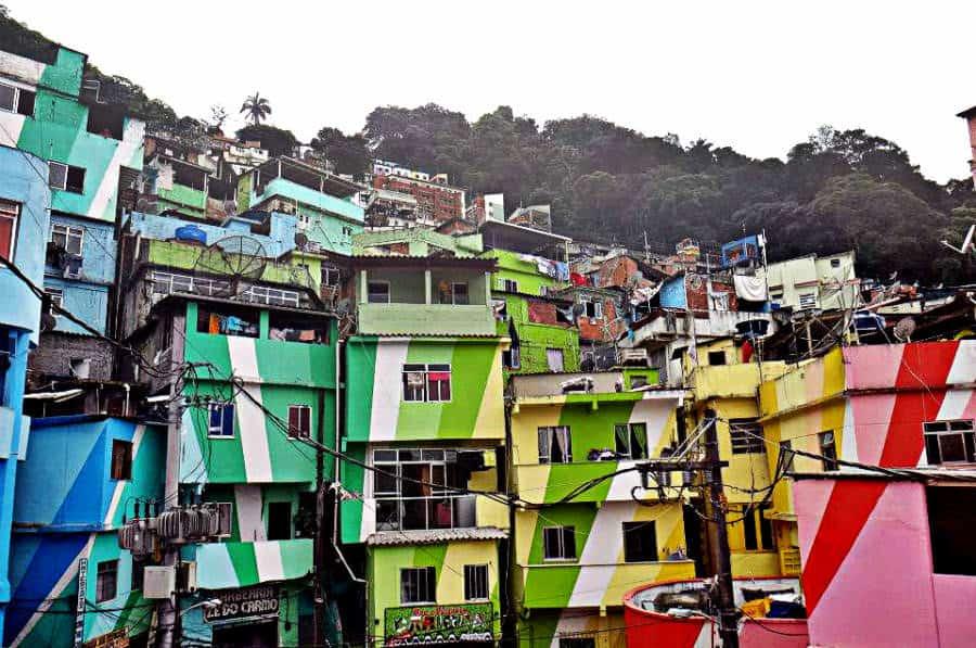 Favela Rocinha Tour <p><br></p>