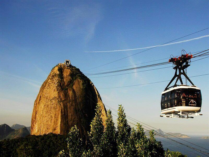 Sugar Loaf Mountain Tour and Cable Car