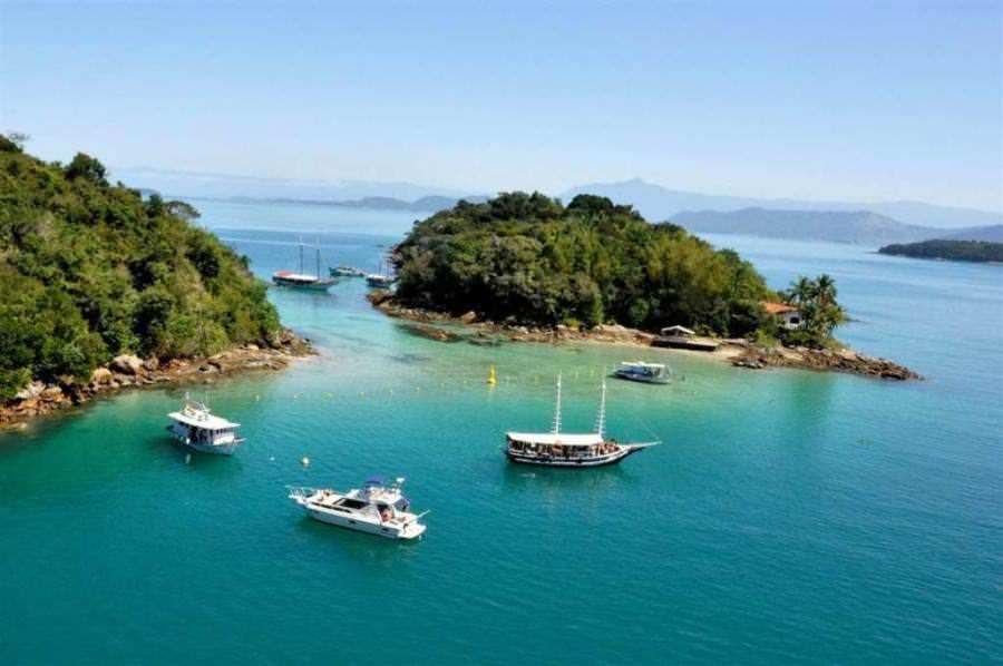 Tropical Island Tour in of Rio de Janeiro