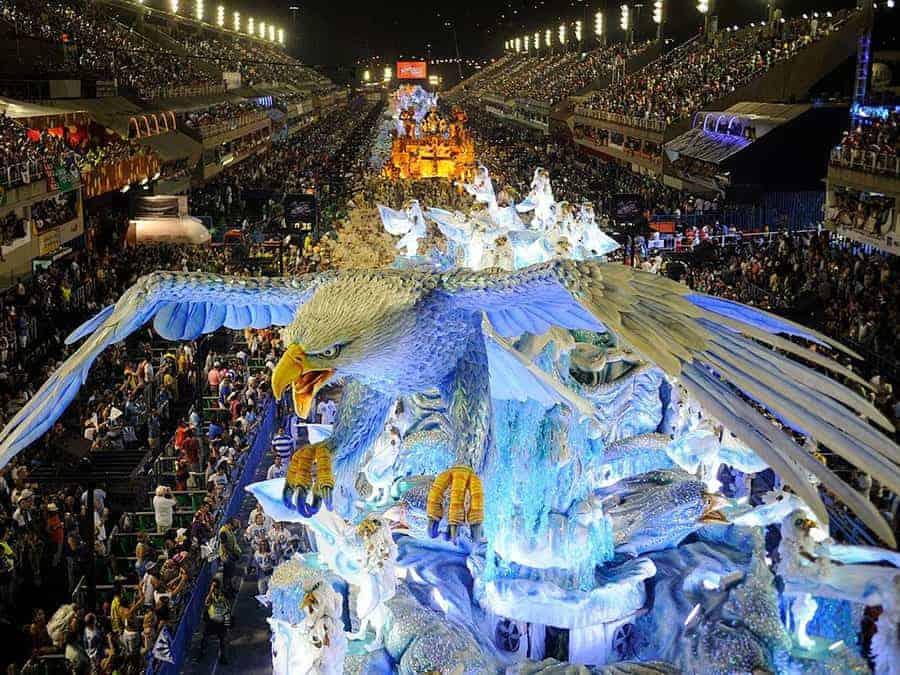 Carnival in Rio 2019
