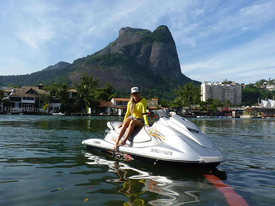 Flyboard Tour in Rio <p><br></p>