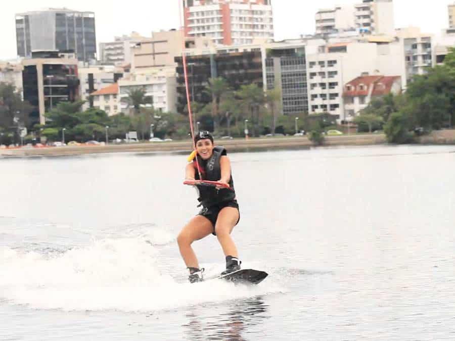Wakeboard in Rio de Janeiro Tour