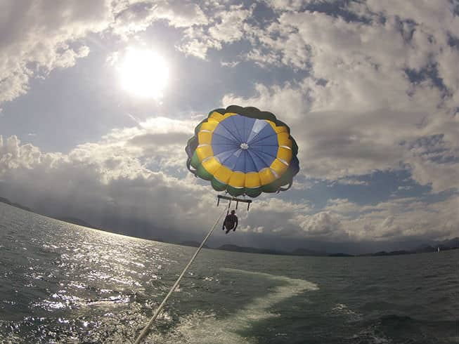Parasail Rio de Janeiro Tour in Rio de Janeiro