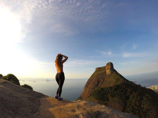 Hiking - Pedra Bonita in Rio de Janeiro