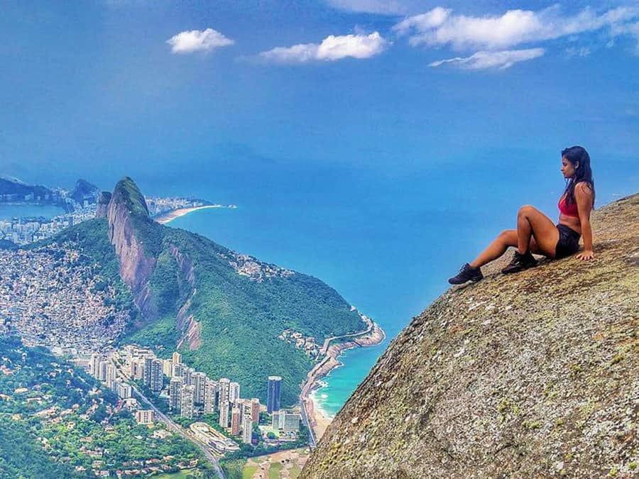 Hiking - Pedra da Gavea in Rio de Janeiro