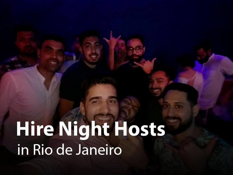 Hire a night host