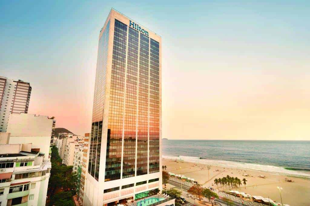 Hilton Copacabana Hotel