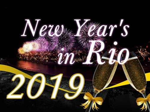 5 Nights New Year's in Rio 2019