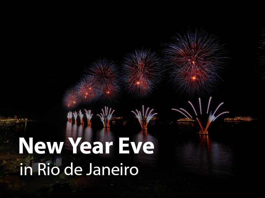 New Year's in Rio 2019